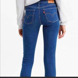 Levi's 710 super skinny jeans size 30